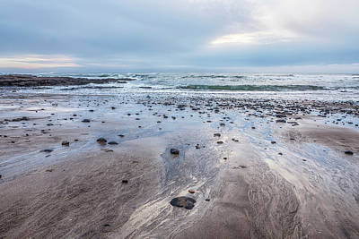 Photograph - A Footprint Of The Sea by Belinda Greb