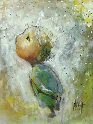 Mixed Media - A Future And A Hope by Eleatta Diver