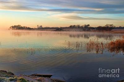 Photograph - A Gentle Morning by Diana Mary Sharpton