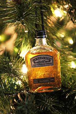 Photograph - A Gentleman Jack Christmas by Living Color Photography Lorraine Lynch