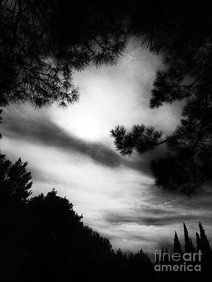 Photograph - A Glade In The Sky by Konstantinos Chatziamallos