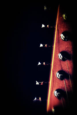 Photograph - A Glimpse Of Music by Karol Livote
