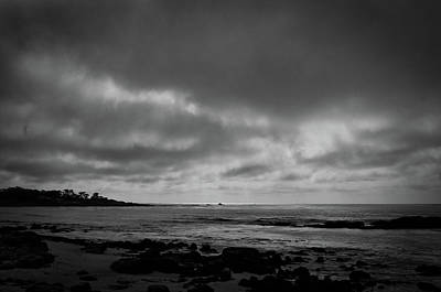 Photograph - A Gloomy Day by Venura Herath