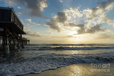 Photograph - A Glorious Beach Morning by Jennifer White