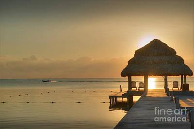 Photograph - A Glorious Morning by David Zanzinger