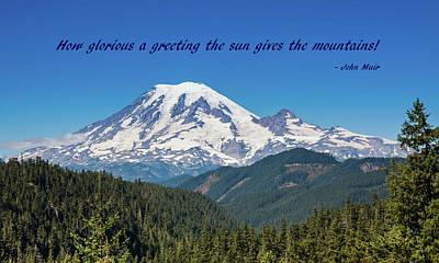 Kim Fearheiley Photography - A Glorious Mountain by John M Bailey