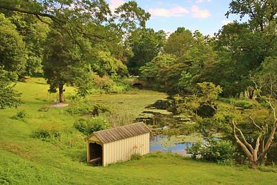 Photograph - A Glorious Place To Visit by Karen Silvestri