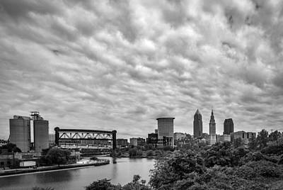 Photograph - A Grand View In Cleveland Ohio by Dale Kincaid