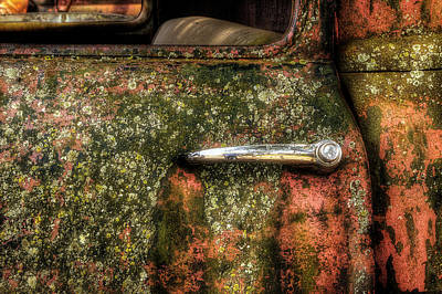 Photograph - A Handle In Time by Mike Eingle
