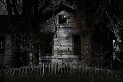 Photograph - A Haunting In Lowland by Brian Gustafson