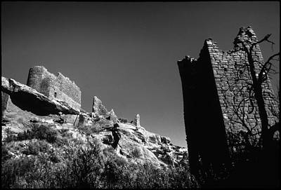 Photograph - A Haunting View From Ruins At Hovenweep by John Brink