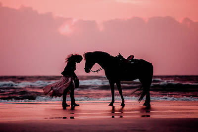 Photograph - A Humble Moment by Fast Horse Photography