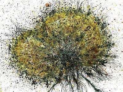 Brain Painting - A Journey Of Transformation #512 by Rainbow Artist Orlando L aka Kevin Orlando Lau