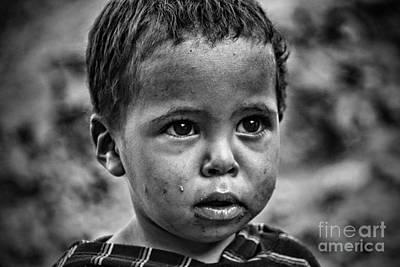 A Kid From Petra Original
