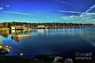 Photograph - A Late Sunday Afternoon by Diana Mary Sharpton