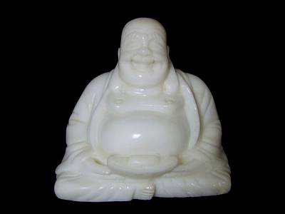 Just Desserts - A Laughing Buddha Brings Good Luck by Mary Deal