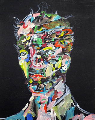 Painting - A Life Full Of Oppurtunities by Fabrizio Cassetta