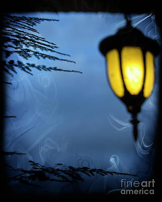 Photograph - A Light In The Gloom by Al Bourassa