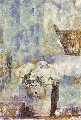 A Little Bit Of Country Art Print by Shirley Stalter