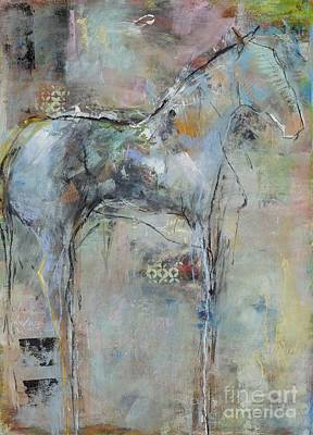 Painting - A Little Gem by Frances Marino