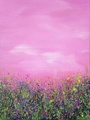 Painting - A Little Like Heaven by T Fry-Green
