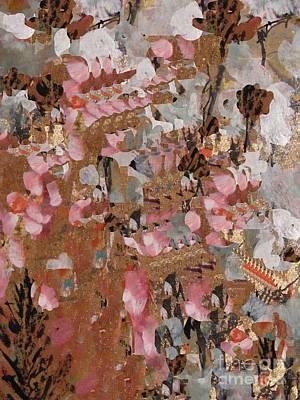 Digital Art - A Little Village by Nancy Kane Chapman