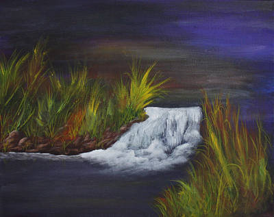 Painting - A Little Wild by Dawn Blair