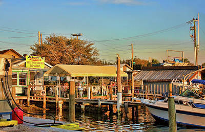 Photograph - A Local Landmark - Annies by HH Photography of Florida