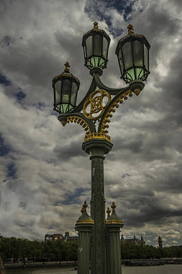 Photograph - A London Light by Suanne Forster