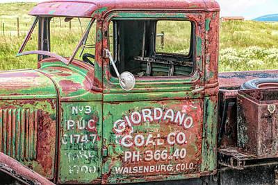 Photograph - A Long Way From Home by John Freidenberg