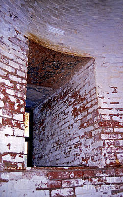 Cape Henry Lighthouse Photograph - A Lot Of Bricks by Skip Willits