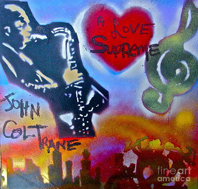 A Love Supreme Art Print by Tony B Conscious