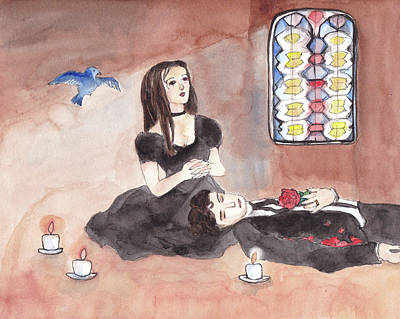 A Lover's Mourn Original
