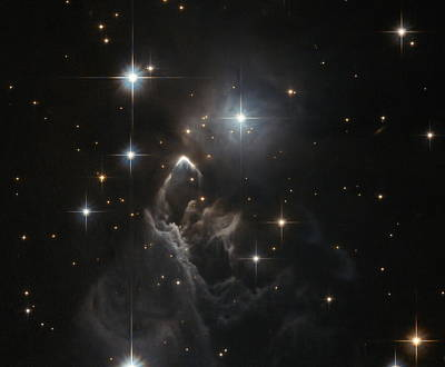 A Lucky Observation Of An Enigmatic Cloud Print by Nasa