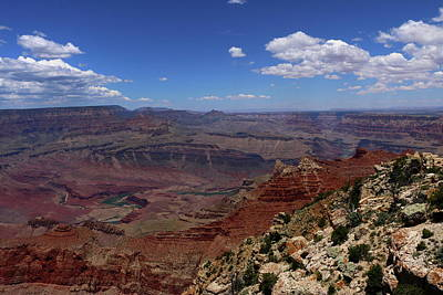 Photograph - A Marvelous Grand Canyon View by Christiane Schulze Art And Photography