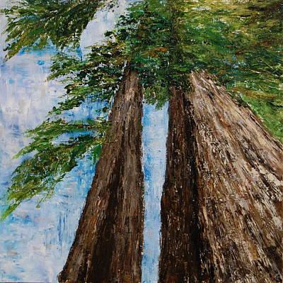 A Matter Of Perspective Art Print by Deborah Gall