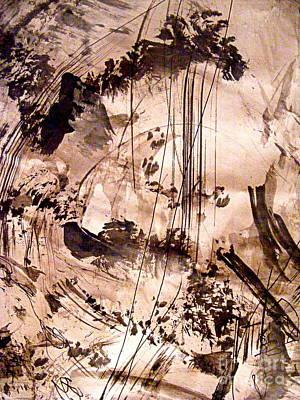 Painting - A Meadowlark by Nancy Kane Chapman