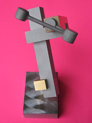 Sculpture - A Measure Of Success by Tony Murray