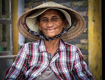 Photograph - A Memorable Smile by Paki O'Meara