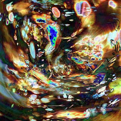 Digital Art - A Midsummer Day's Dream by Richard Thomas