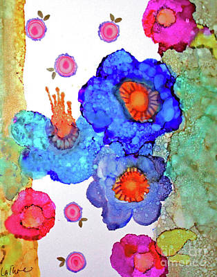 Painting - A Midsummer Dream II by Priti Lathia
