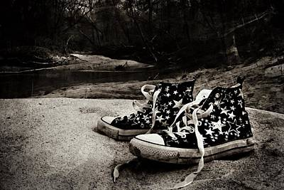 Photograph - A Mile In My Shoes by Jessica Brawley