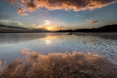 Photograph - A Mirror Finish by Glen Sumner