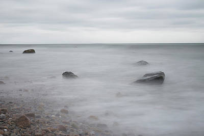 Photograph - A Moment In Time On The Beach by Andrew Pacheco