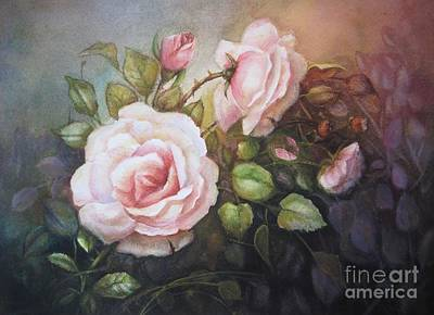Painting - A Moment In Time by Patricia Schneider Mitchell