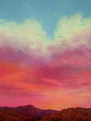 Wall Art - Painting - A Moment Of Stillness by Vicki Van Vynckt