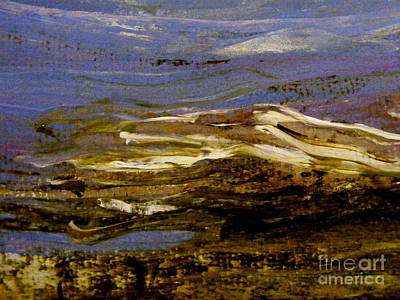 Painting - A Moonlit Evening by Nancy Kane Chapman