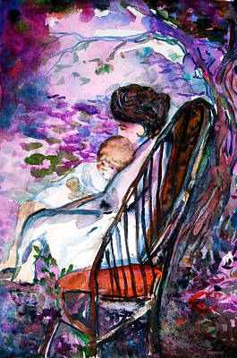 A Mothers Love Original by Mindy Newman