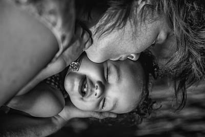 Photograph - A Mothers Love by Ryan Smith