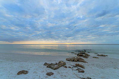 Photograph - A Naples Seascape #01 by Christopher L Thomley